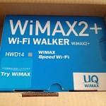 wimax2+、AU4Gが使えるHWD14はLTE通信が快適すぎ