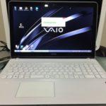 パソコンにPC with nasneをダウンロードする方法 (VAIO fit15E)