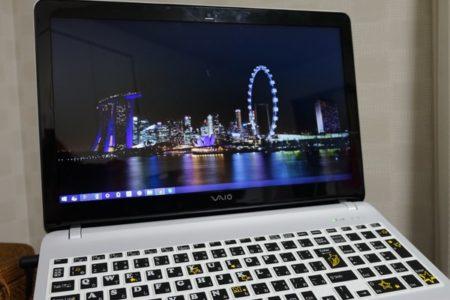 VAIO Fit 15E mk2(VJF152) Intel HD graphics family のアップデートとダウンロード