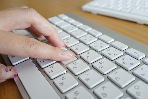 長い爪・ネイル女子におすすめのキーボード