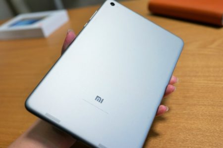 Xiaomi MiPad 2 実機レビュー Androidバージョン