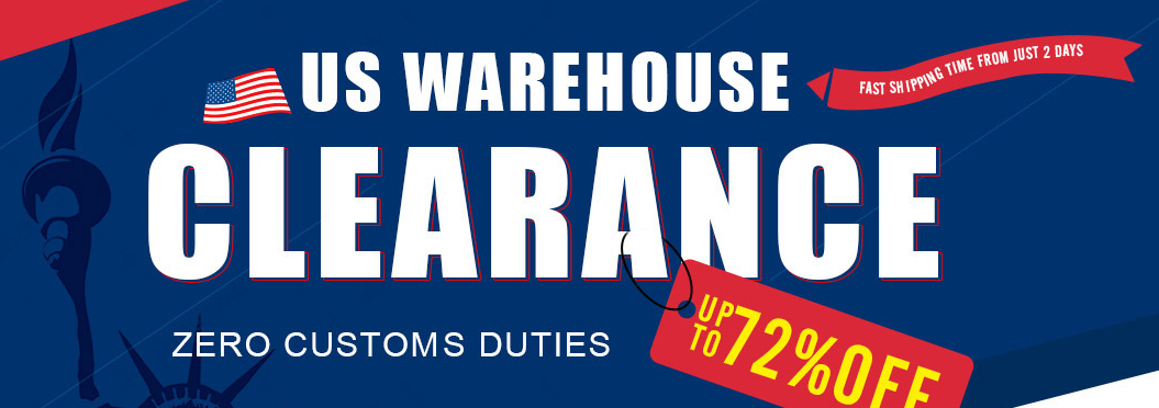 US WAREHOUSEセール