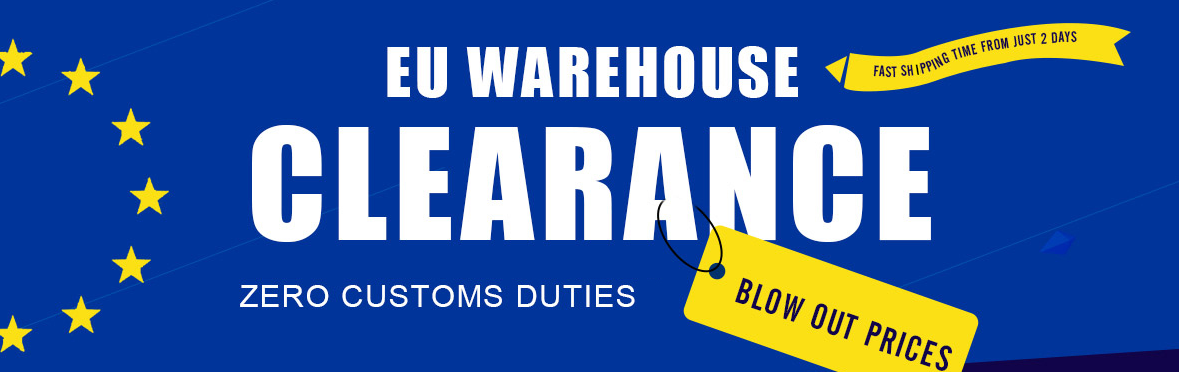 EU WAREHOUSEセール