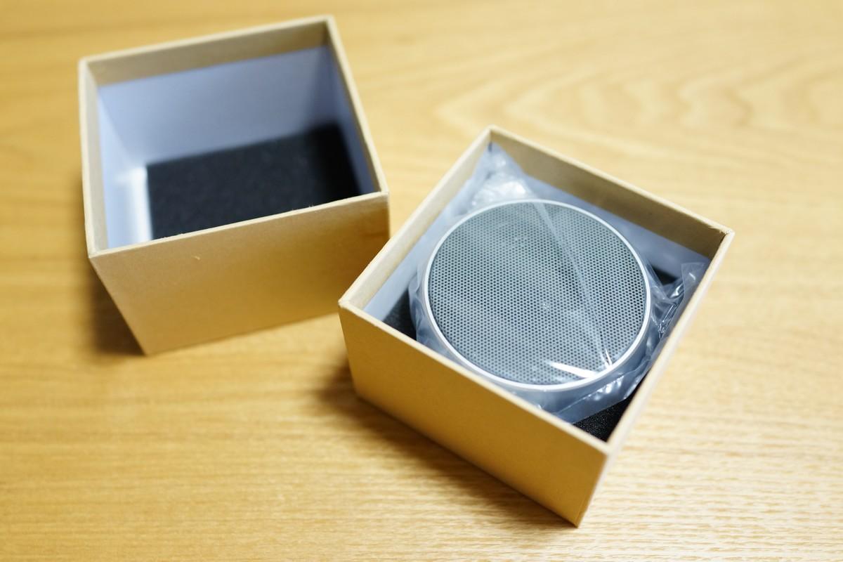 LERVING Bluetooth ポータブル ワイヤレススピーカーレビュー