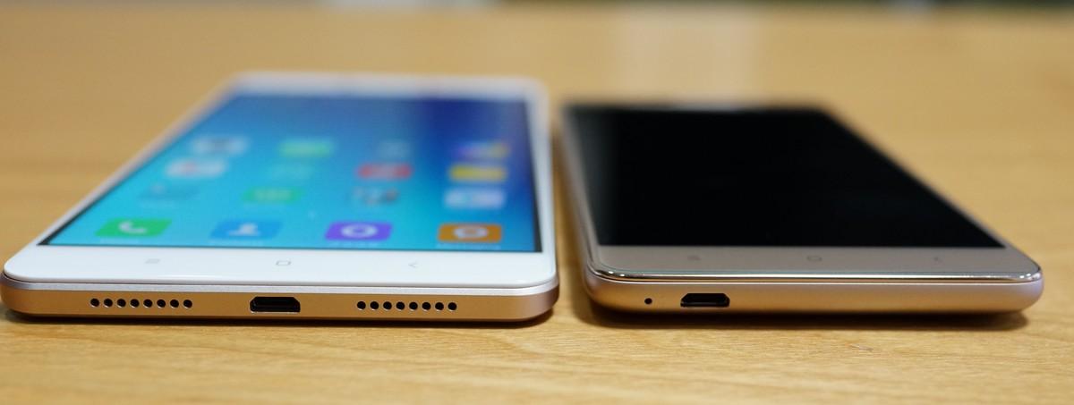 Xiaomi Mi MAX レビュー ラウンドガラスの様子参考写真