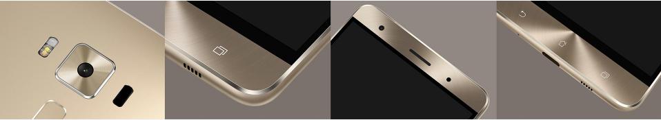 ASUS Zenfone 3 Deluxe ZS570KL 4G Phablet外観参考画像