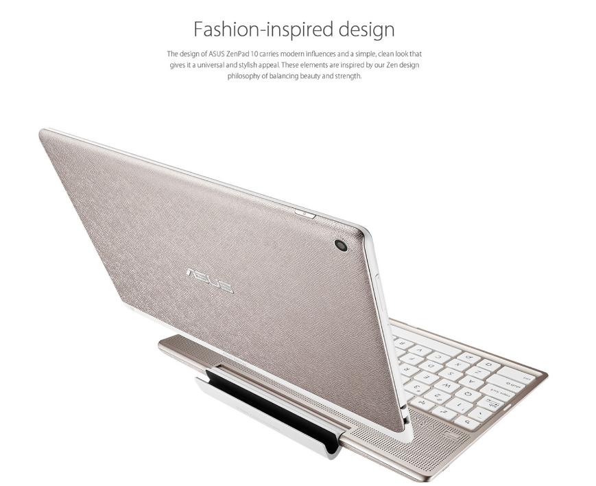ASUS ZenPad 10 Z300C詳細レビュー