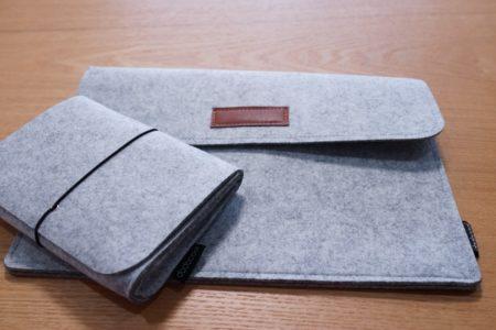 MacBook用 12インチフェルト素材のソフトケース