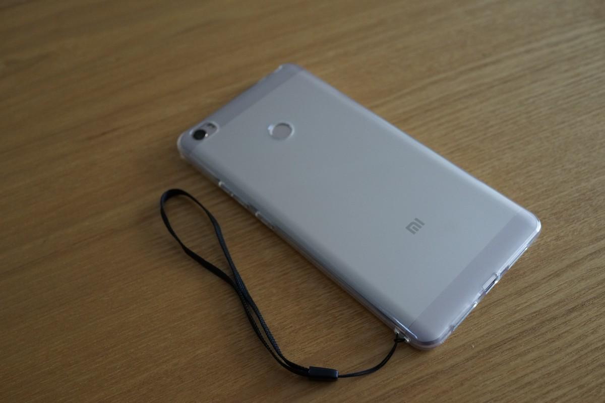 Xiaomi Mi Max用保護カバー