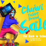 GearBest Chuwi タブレットセール $79から格安価格で9/5迄!