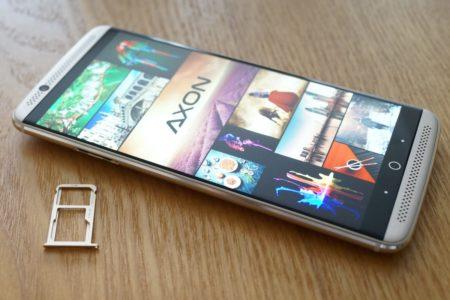 【販売終了最後の500台】ZTE AXON 7  技適付きハイスペック中華スマホが$265.99