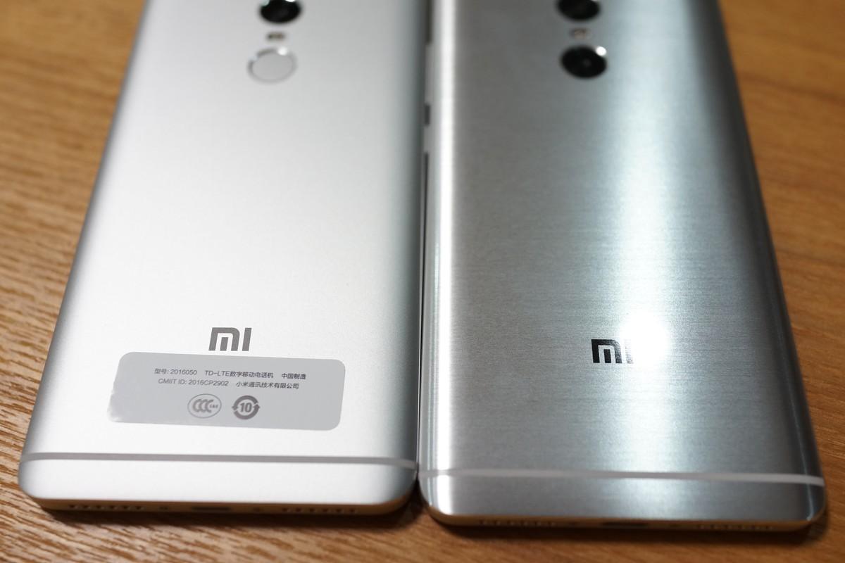Xiaomi Redmi Note 4 レビュー Xiaomi redmi proと比較
