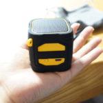 Omaker Bluetoothスピーカーレビュー コンパクトで12時間再生可能