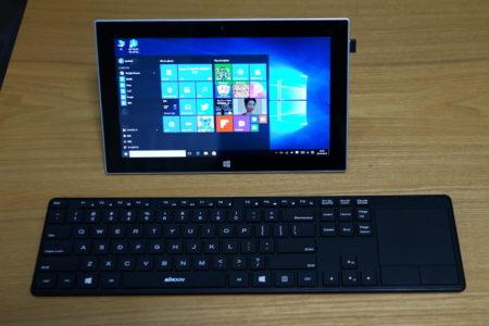 Jumper EZpad 5SEの実機レビュー 10.6インチ スタイラスペン付きTablet PC!