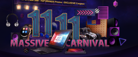EverBuying 11.11 MASSIVE CARNIVAL セール