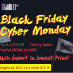 GearBest 11/26 ブラックフライデーセール商品リスト