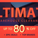 GearBest 最大80%OFF ULTIMATE クリアランスセール
