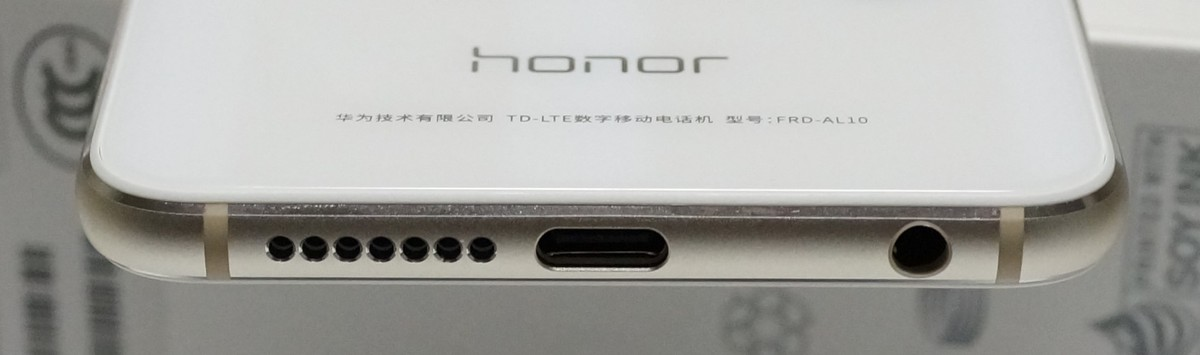 honor8 実機レビュー