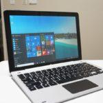 Teclast TBook 12 Pro 実機レビュー デュアルOS 12.2インチ OGSディスプレイ!