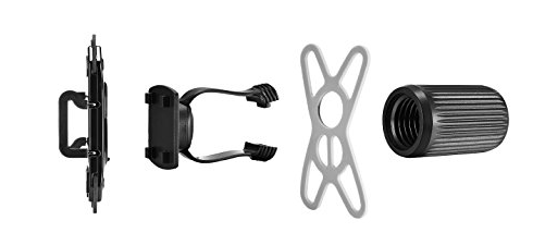 ZNT 自転車のハンドルにスマホを固定するホルダーレビュー