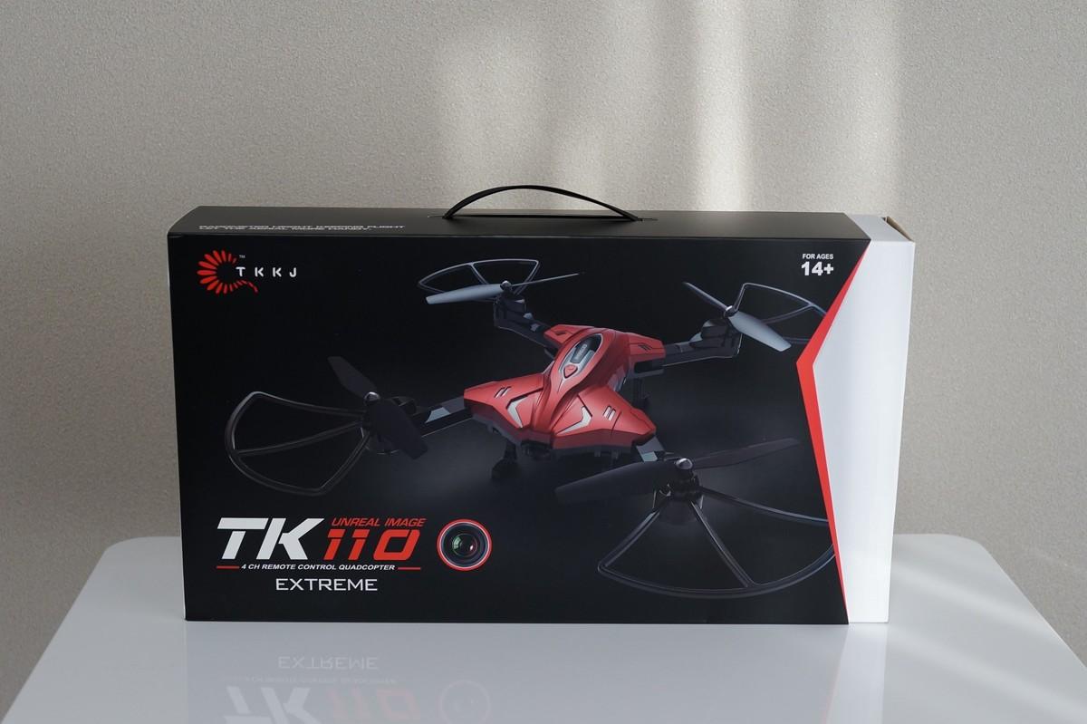 GoolRC Skytech TK110HW Wifi FPV ドローンレビュー