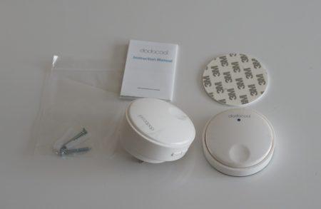 dodocool ワイヤレスチャイム 無線 防水チャイム レビュー