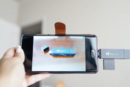 EC Technology OTG機能付きSD/microSDカードリーダーレビュー USB Type C・USB3.0両用