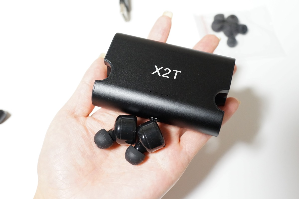 docooler X2T ワイヤレスbluetooth イヤホン