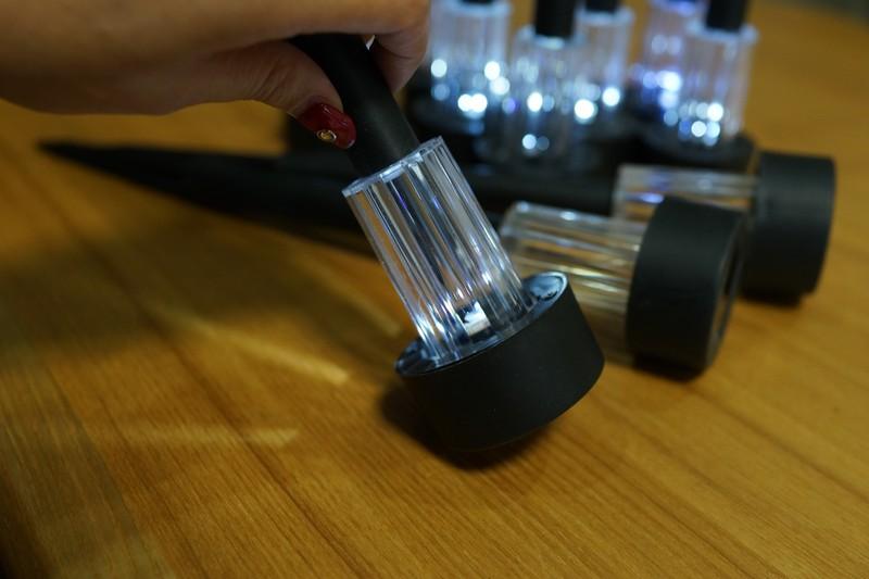 Tomshine  屋外用ガーデンライト LEDソーラーライト 10パックレビュー