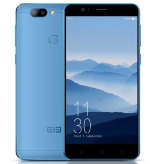 【自撮りスマホ】Elephone P8 mini Smartphone【フロント1600万画素カメラ搭載】