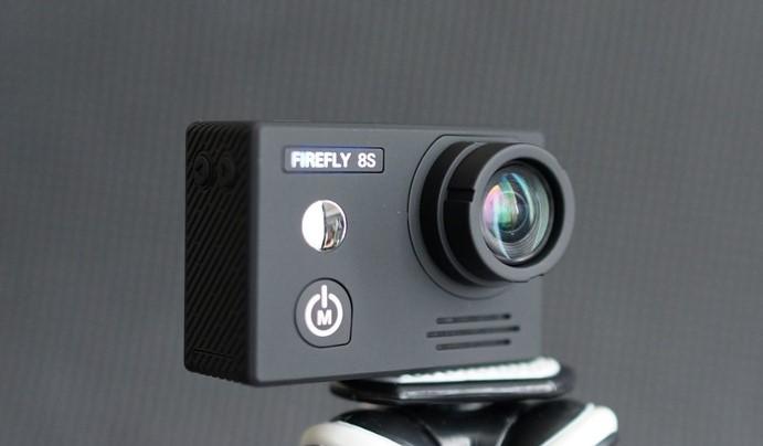 HawKeye Firefly 8S 4K Sports Camera レビュー 4K動画対応でスローは240fpsにも対応!