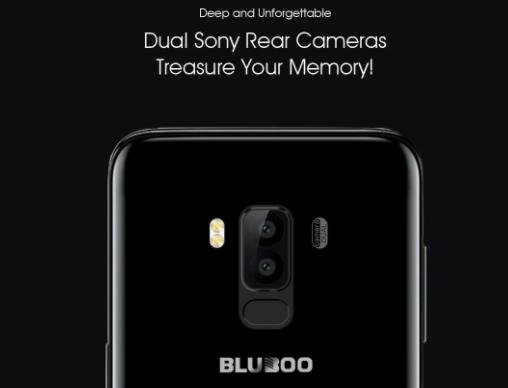 Bluboo S8 主要スペック