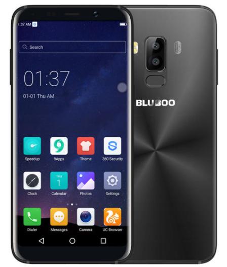 Bluboo S8 デュアルカメラ搭載 MTK6750T 5.7インチスマホが半額の$74.99でセール中!