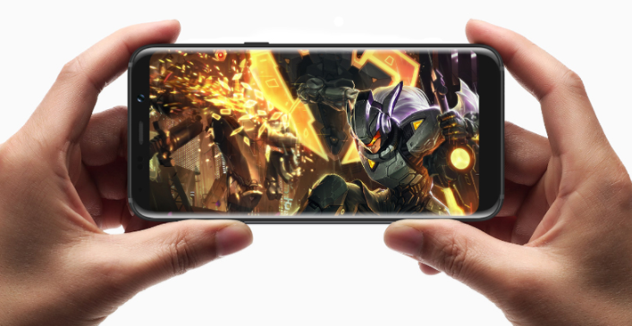 Bluboo S8 主要スペック ディスプレイは G+FF technology採用