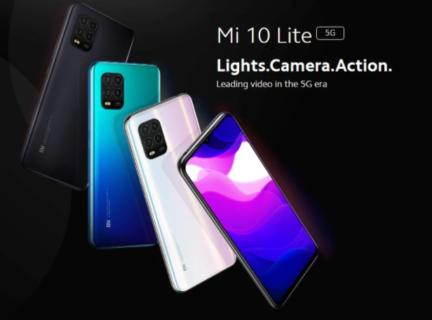 【最安価格$299.00】Xiaomi Mi 10 Lite の割引クーポン