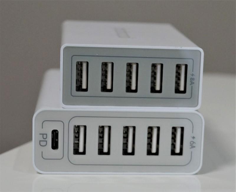 カバーの上から充電できちゃうiPhone8やGalaxy Note 8用のクイックチャージ対応無接点充電器がクーポンで14.4ドル!