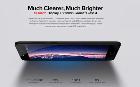 「Leagoo T5」スペックレビュー 背面にSONYの1300万画素デュアルカメラ搭載の5.5インチスマホ