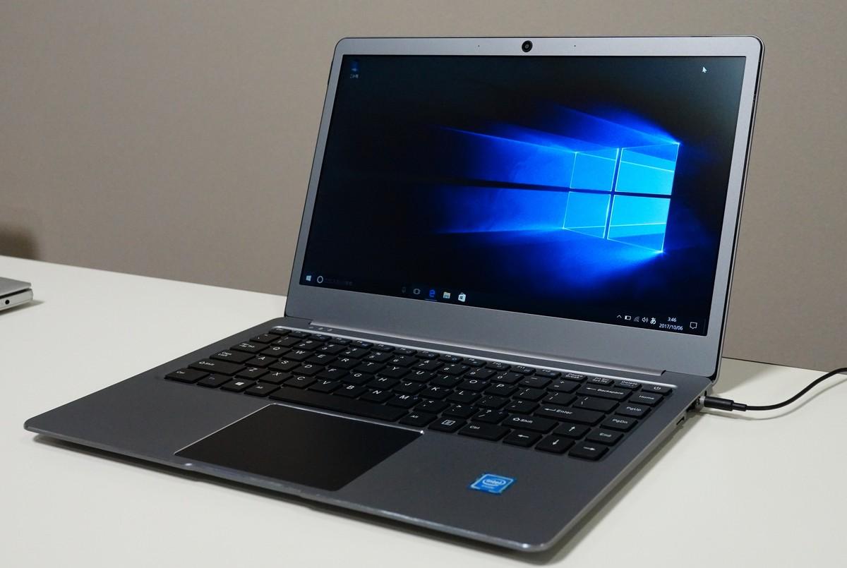 T-Bao Tbook4 レビュー $250以下でIntel Celeron N3450搭載の14.1インチ格安ノートPC