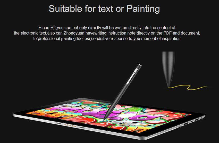 Chuwi SurBook Mini はHipen H2タッチペンに対応
