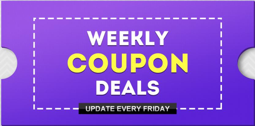 Banggood週末だけの限定価格クーポン追加!