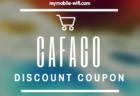 Cafagoのクーポン&セール【2020年5月最新版】