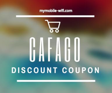 Cafagoのクーポン&セール【2021年5月版】