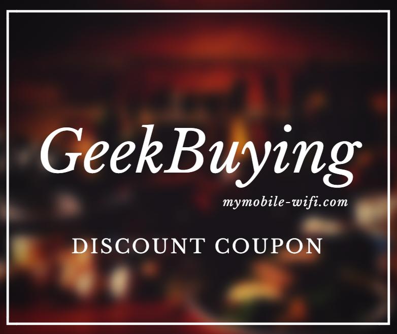 GeekBuyingのクーポン&セール情報【2019年12月8日最新】