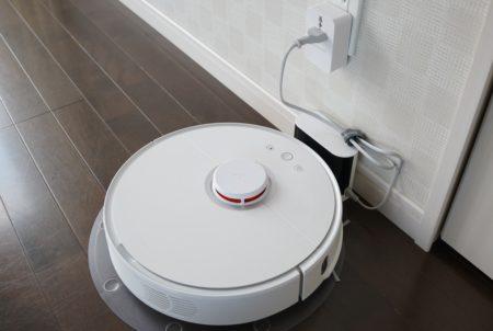 【クーポンで$441.86】Xiaomiの水拭きが出来る新型お掃除ロボットXiaomi Vacuum roborock S50レビュー