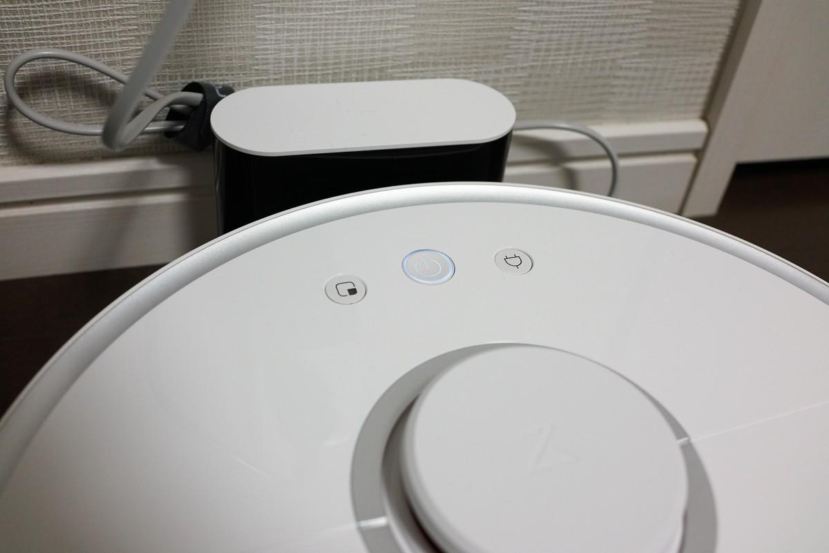 Xiaomiの水拭きが出来る新型お掃除ロボットroborock S50レビュー