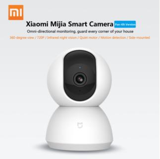 ベビーやペットモニターに最適な360度撮影IPカメラがクーポンで$39.09!