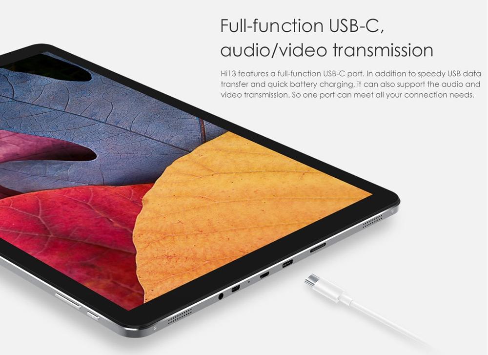 CHUWI Hi13 技適あり3Kディスプレイ13.5インチタブレットPCスペックレビュー
