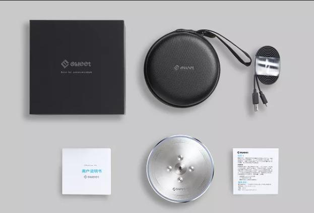 AI搭載のビジネス用ハイクオリティーBluetoothスピーカー「eMeet OfficeCore M2」登場!