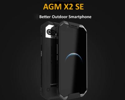 AGM X2 SE スペックレビュー Snapdragon 653搭載IP68ミリタリータフネススマホ