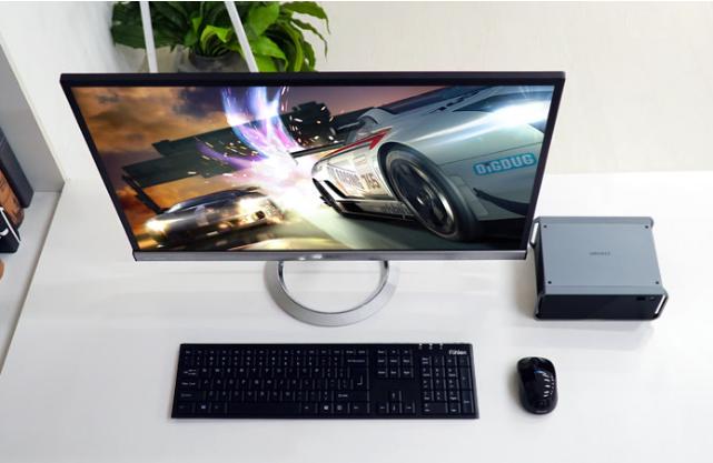 Chuwi HiGame mini PC ハイスペックゲーミングミニパソコンがクラウドファンディングに登場!